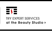 Try Expert Services at the Beauty Studio