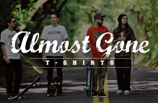 Almost Gone: Tees