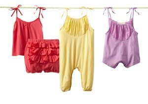 $8 & Up: Bold & Bright Baby Styles