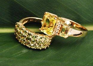 Gemstones Sale: Rings