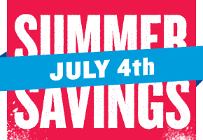 Early 4th of July Savings