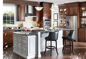 In-Stock Finished Cabinets