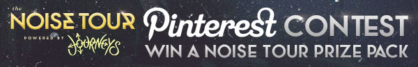 Enter to Win a Noise Tour Prize Pack!