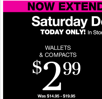 Doorbusters EXTENDED ALL DAY + Everything Up to 80% OFF!