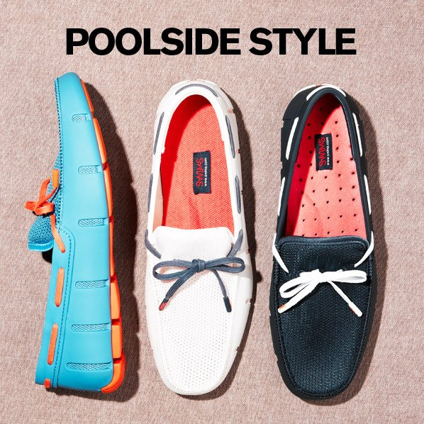 POOLSIDE STYLE