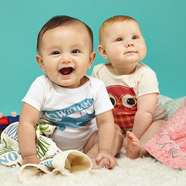 Special Baby: Personalized Apparel