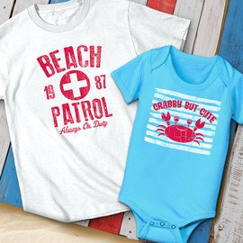 Beach Lover: Kids' Apparel