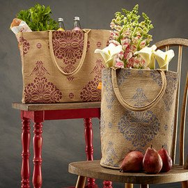 Market Fresh: Baskets & Totes