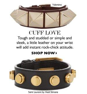 CUFF LOVE. SHOP NOW