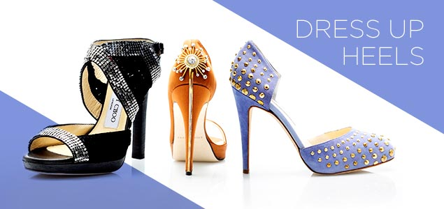 Dress Up Heels: Gucci, Manolo Blahnik, Miu Miu & more