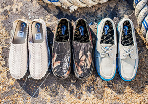 Shop Island Surf Co. ft. New Boat Shoes