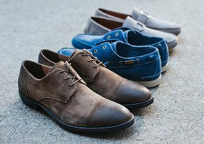 Shop New Shoes: Andrew Marc & Marc NY