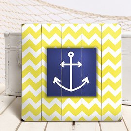 Nautical Notes: Home Décor