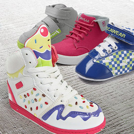 Snazzy Sneakers: Infant & Toddler