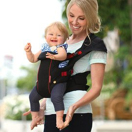 Along for the Ride: Baby Carriers