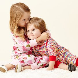 A Flower-ful Life: Girls' Apparel