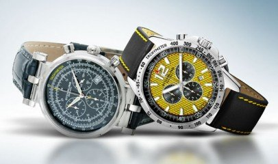 Swiss Chronographs By Stuhrling- Visit Event