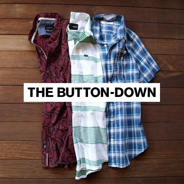 THE BUTTON-DOWN