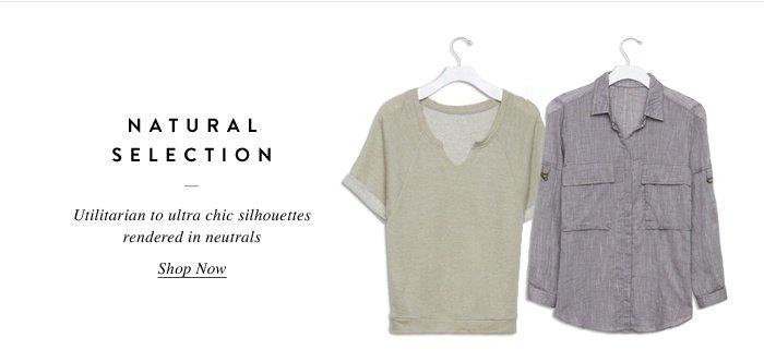 Natural Selection - Shop Now