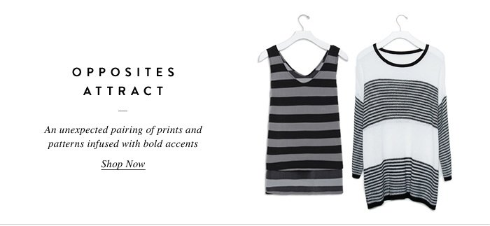 Opposites Attract - Shop Now
