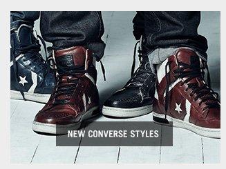 New Converse Styles