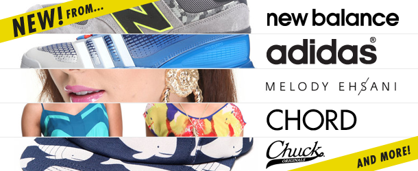 New Arrivals from New Balance, Adidas and More