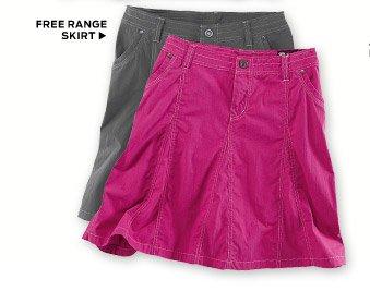 Free Range Skirt ›