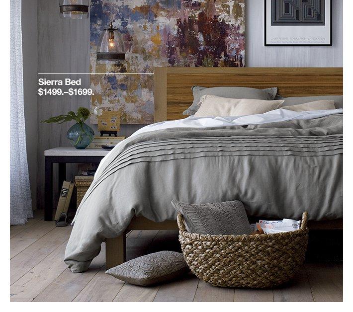 Sierra Bed $1499.-$1699.