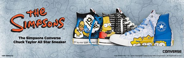 Shop the Simpsons Collection