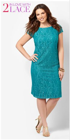 2. In Love With Lace