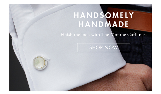The Monroe Cuff Link