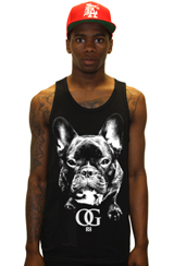 The Walter OG Tank in Black