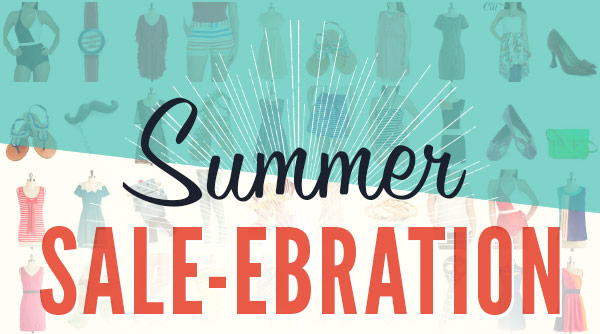 Summer Sale-ebration