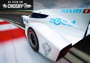 Shop Le Mans Supercar Shoots for Fastest Ever Electric Title