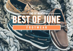 Shop Best of June: Footwear from $30