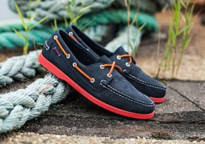 Shop New Sebago Boat Shoes ft. Pop Soles