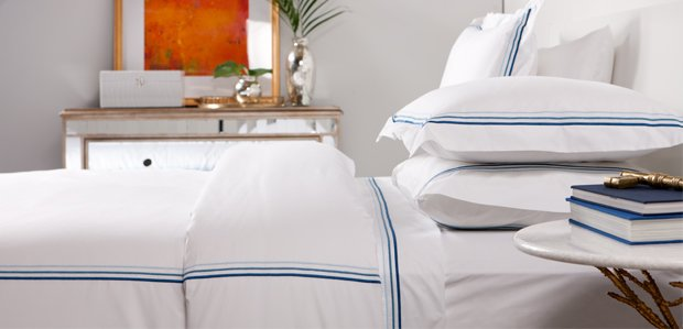 Switch Up the Linens: Fresh Sheets, Towels, & More