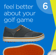 feel better about your golf game