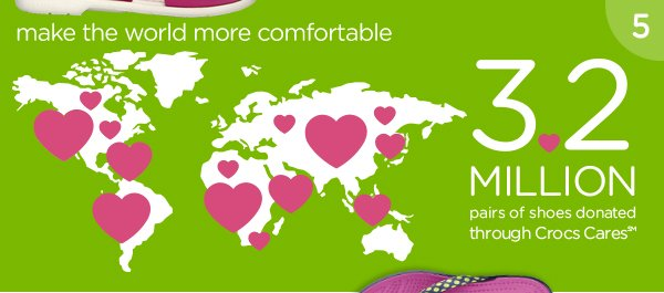 make the world more comfortable