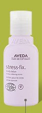 stress fix body lotion. shop now.
