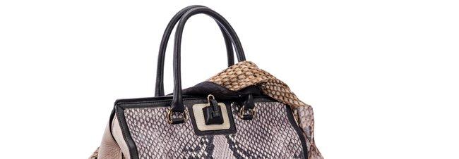 Furla Margot Pitone Bags