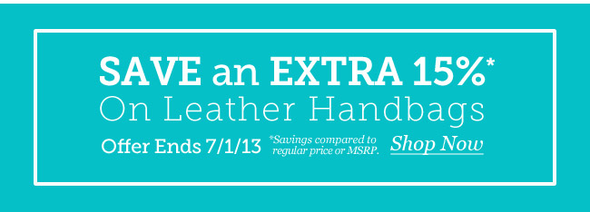Shop Leather Handbags