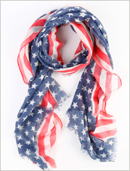 Cotton On Print Scarf