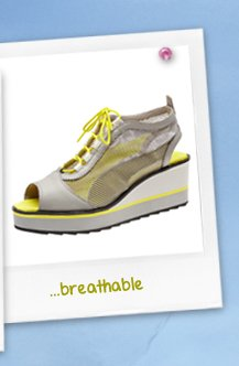 ...breathable