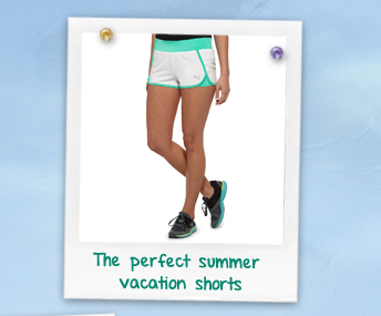 The perfect summer vacation shorts