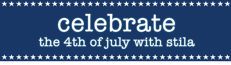 celebrate the 4th of july with stila