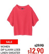women-dip-iliann-loeb-linen-round-neck-short-sleeve-sweater