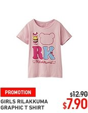 girls-rilakkuma-graphic-t-shirt