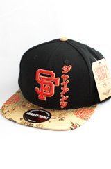 San Francisco Giants Strapback Hat