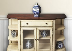 Summery Style: Cabinets, Buffets, & Chests